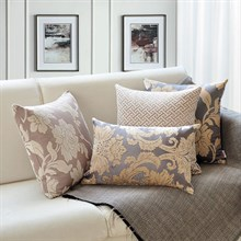 Декоративные подушки. Великолепная коллекция DAMASK PLAIN
