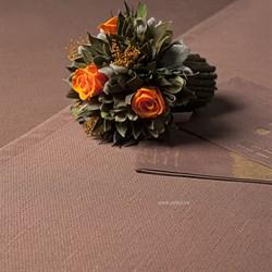 Дизайн ткани для скатерти Coutnry, цвет 62347