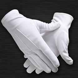 Перчатки с напылением - фото 7214